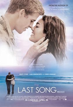 список фильмов о любви: Последняя песня The Last Song (2010)