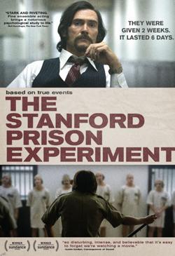 Фильм триллер Стэнфордский тюремный эксперимент