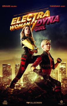 Фильм про суперспособности женщин