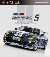 Gran Turismo 5: Academy Edition обложка