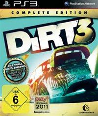 DiRT 3 Complete Edition обложка
