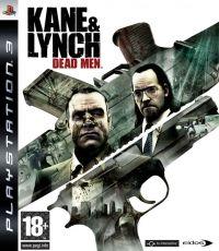 Kane & Lynch: Dead Men обложка