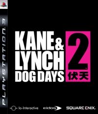 Kane & Lynch 2: Dog Days обложка