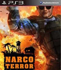 Narco Terror обложка