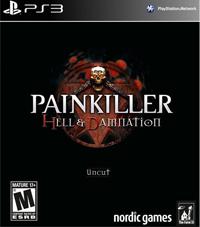 Painkiller: Hell & Damnation обложка