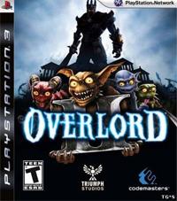 Overlord 2 обложка