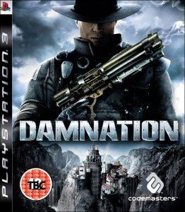 Damnation обложка