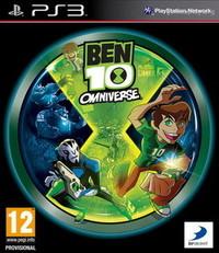 Ben 10: Omniverse обложка