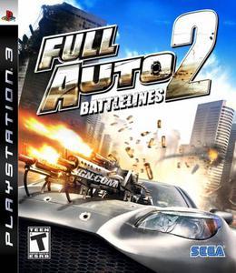 Full Auto 2: Battlelines обложка