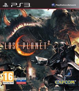 Lost Planet 2 обложка