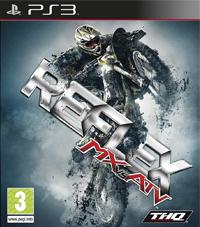MX vs ATV Reflex обложка