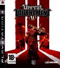 Unreal Tournament 3 обложка