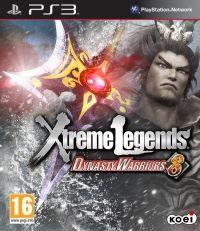 Dynasty Warriors 8: Xtreme Legends обложка