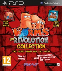 Worms: The Revolution Collection обложка