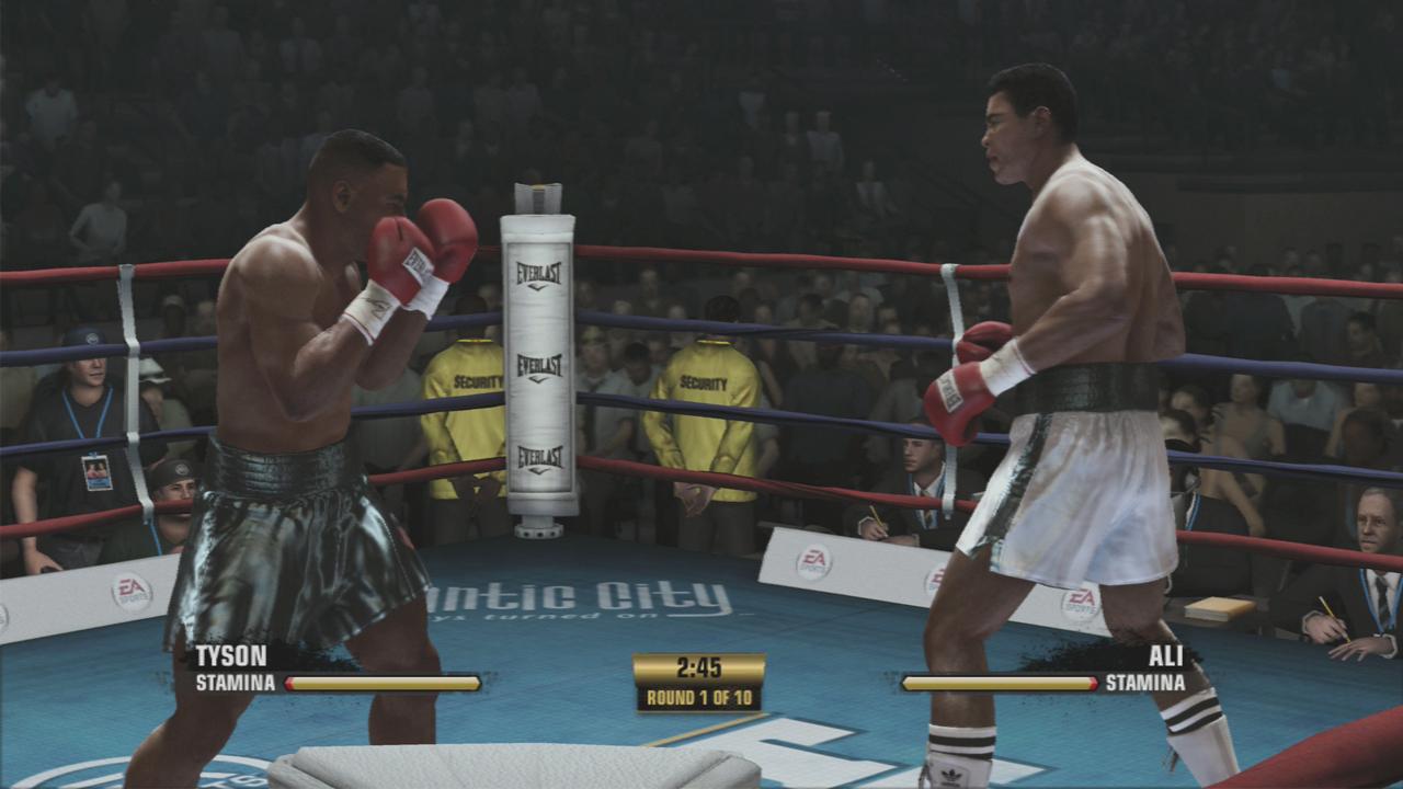 Fight Night Champion скриншот PS3