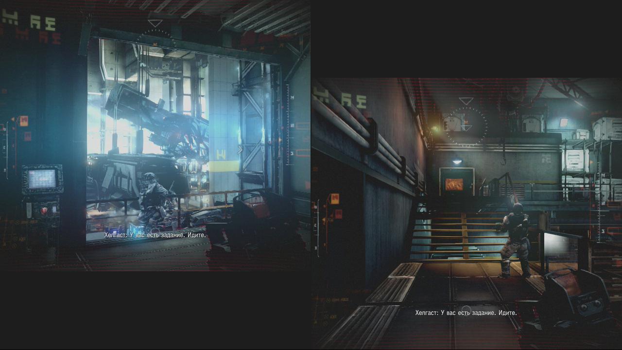 Killzone 3 скриншот