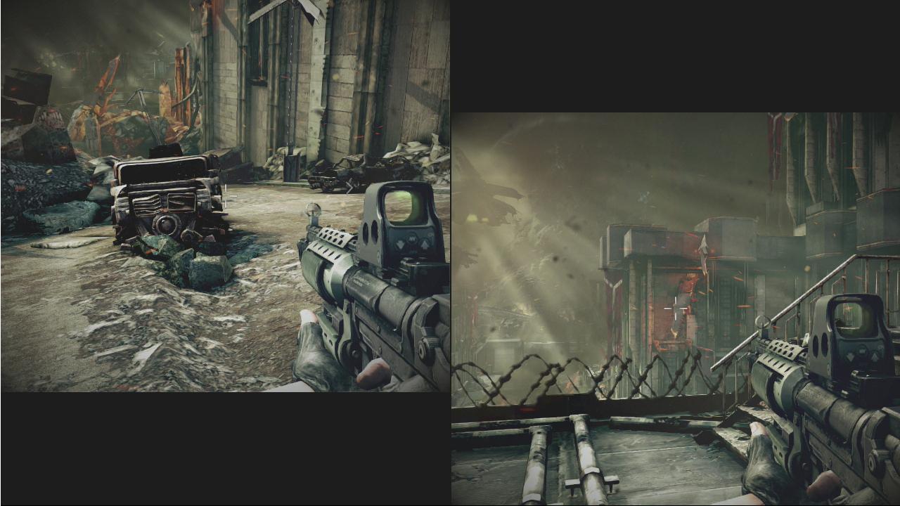 Killzone 3 скриншот2