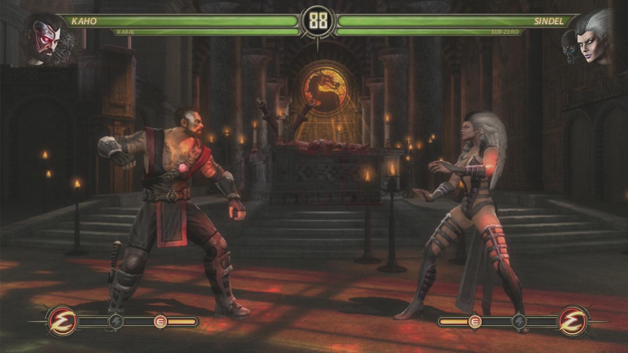 Mortal Kombat Komplete Edition скриншот