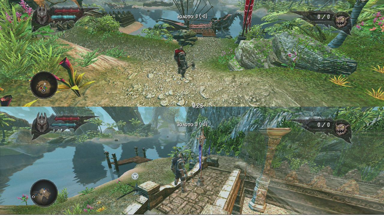 Overlord 2 скриншот