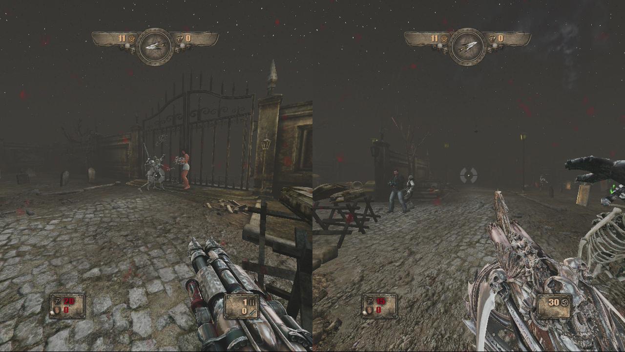 Painkiller Hell & Damnation скриншот